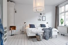 10 consejos de como decorar al estilo escandinavo.   10 tips on how to decorate a Scandinavian style.