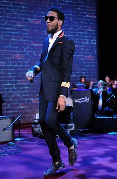 Kid Cudi just swagged out!