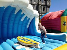 Corporate Fun Day, Aberdeen, June 2014