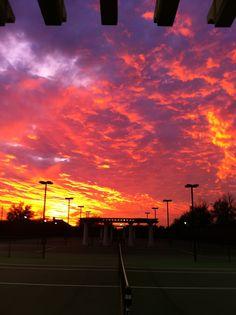 Amazing west Texas sky