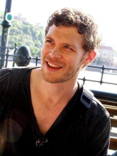 Joseph Morgan in Hungary  TVD The Vampire Diaries