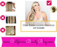 Bellami Hair Clip-in Extensions in Guy Tang s Balayage review http   www 28225bfd68