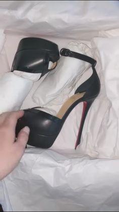 Louboutin stiletto sandals