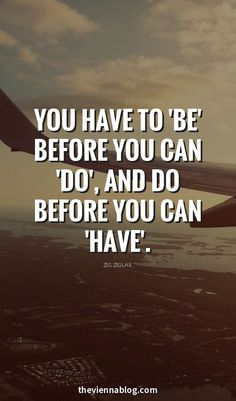 . #be #do #have