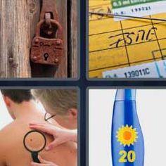 4 Fotos 1 Palabra 8 Letras Respuestas Actualizadas Em 2020
