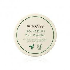 Innisfree - No Sebum Blur Powder - at W2Beauty with Free shipping and lots of freebies!