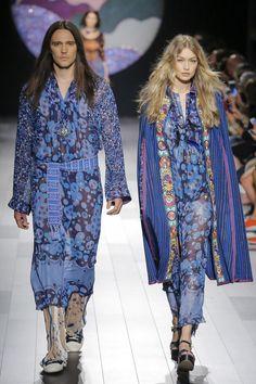 Anna Sui Spring/Summer 2018 Ready To Wear   British Vogue