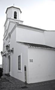 Iglesia El Salvador Church on the Balcon de Europa Nerja, Destination Wedding, Garage Doors, Weddings, Outdoor Decor, Home Decor, Balconies, El Salvador, Europe