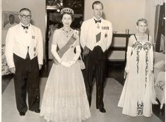 Banquet, Royal Queen, Isabel Ii, Handsome Prince, King And Country, Prince Phillip, Save The Queen, Royal House, Queen Elizabeth Ii
