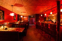 Where to Get a Drink in Palm Springs Right Now, December 2014 - Eater LA