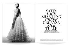 ★ DESIGN ARMY – Washingtonian Bride & Groom: Material Girl (Editorial Design and Art Direction) © Design Army LLC