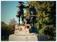 Fort Benton: Lewis,, Clark, Sacagawea