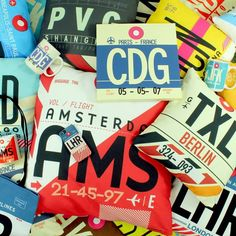 Travel inspired gifts overload!   Only at airportag.com