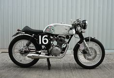 Honda cafe racer. | 8negro
