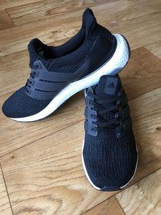 bf59170dd68 Adidas Ultraboost   Ultra Boost 3.0 Core Black Mens Size 10.5 - w TAGS