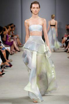 (via J. Mendel Spring 2016 Ready-to-Wear Collection Photos - Vogue)