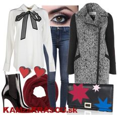 #kamzakrasou #sexi #love #jeans #clothes #dress #shoes #fashion #style #outfit #heels #bags #blouses #dress #dresses #dressup #trendy #tip #new #kiss #kisses #kissing #loveitTrendy Biela blúzka s potlačou - KAMzaKRÁSOU.sk