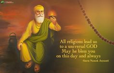Festivals wallpaper, Hindu wallpaper, Guru Nanak Jayanti Wallpaper,, Download wallpaper, Spiritual wallpaper - Totalbhakti Preview