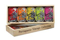 Conservas de Sardinha Porthos - Portuguese Vintage Collection