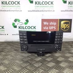 2006 mercedes cls w219 #am/fm radio cd player head unit #a2118705089 fast #shippi,  View more on the LINK: http://www.zeppy.io/product/gb/2/182420360132/
