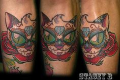 Use the form below to delete this Day Of The Dead Cat Tattoo Face On An image from our index. Description from tattoodonkey.com. I searched for this on bing.com/images