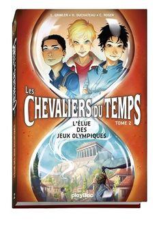 Ils se baladent dans la Grèce antique avec des physiques de héros de mangas, un humour bien contemporain et du culot à revendre. Prêts pour le dépaysement ?