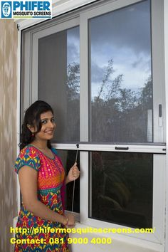 Mosquito Net from Phifer, USA - Tamilnadu, India - Post Free Ads In India Without Registration,Free South Africa Classifieds Home Window Grill Design, Window Design, Door Design, House Design, Living Room Partition Design, Room Partition Designs, Mosquito Window Screen, Window Screens, Sofa Bed For Small Spaces