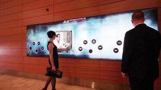 Modular Interactive Video Wall