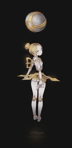 league of legends orianna reveck gwayom high resolution text english text android bangs blonde blue eyes double bun female full body mecha robotic side bangs skirt solo yellow skirt png conversion Lol League Of Legends, Orianna League Of Legends, Real Gamer, Game Character, Character Concept, Manga Art, Anime Art, Fanart, Anime Characters