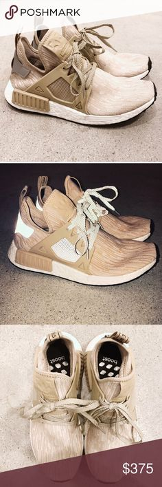 Beige Adidas NMD Xr1!!!!!!!! Brand New!!! Beige Adidas NMD XR1!!! Sold out everywhere!!! Size 8! $375.... Price Negotiable :) Adidas Shoes Sneakers