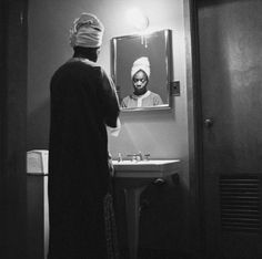 Nina Simone in transition