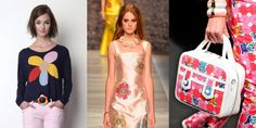 Spring 2014 Trend: Mod Flowers
