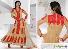 Get Rs. 250 Extra Discount + UPTO 20% OFF On Tan Brown Red Floor Length #AnarkaliSuit. Free Shipping Buy Now‬:- http://www.shoppers99.com/neha_dhupia_designer_anarkali_suits/tan_brown_red_floor_length_anarkali_suit_t-484-567