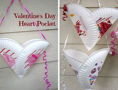heart pocket craft