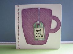 2. Get well soon creative homemade card ideas
