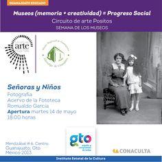 El Instituto Estatal de la Cultura te invita a la inauguración del Circuito Estatal de Museos, el próximo 14 de mayo a las 18:00 hrs. El recorrido arrancará en el Museo Regional Alhóndiga de Granaditas y concluirá en el Museo del Pueblo de Guanajuato.