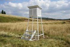 Výsledek obrázku pro meteorologická budka stavba Wind Turbine