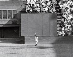 The Catch // Willie Mays (1954)