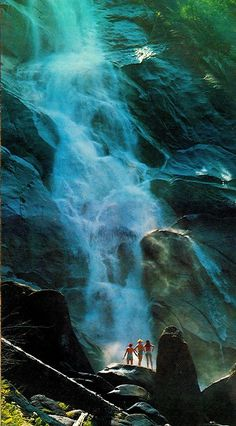 MacKenzie Falls, Grampians National Park - Victoria Province, Australia
