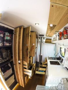 awesome 99+ Awesome Full Tour 4x4 Mercedes Sprinter Van Conversion http://www.99architecture.com/2017/04/17/99-awesome-full-tour-4x4-mercedes-sprinter-van-conversion/