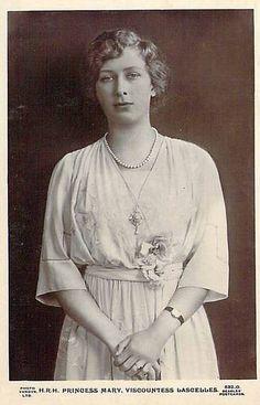 Princess Royal Mary, Viscountess Lascelles 1897-1965 | Flickr - Photo Sharing!