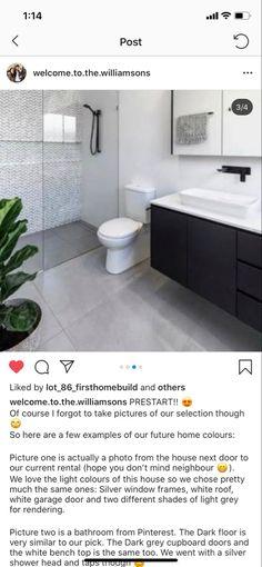 Next Door, House Colors, Toilet, Colours, Pictures, Home, Photos, Flush Toilet, Ad Home
