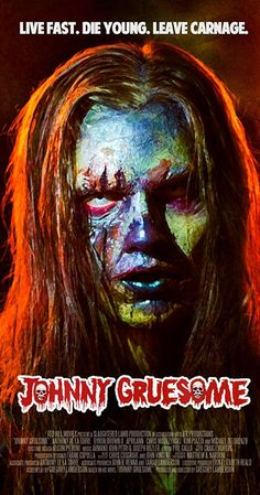 Johnny Gruesome (2018) Full Movie hd