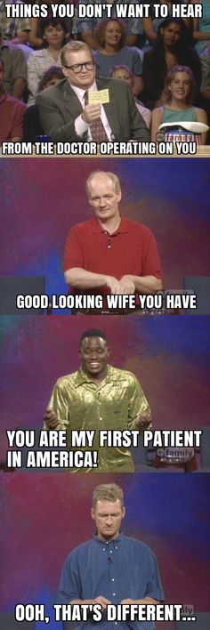 50 LINES FROM 'WHOSE LINE IS IT ANYWAY' THAT WILL NEVER NOT BE FUNNY
