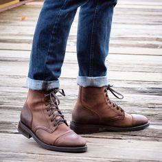 Best Shoes Boots For Men In 2020 ~ Magazzine Fashion Leather Boots, Leather Men, Mens Boots Fashion, Dress With Boots, Casual Boots, Shoe Boots, Men's Boots, Men Dress, Sartorialist