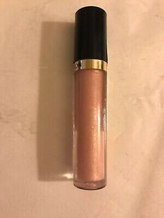 Revlon Super Lustrous Lip Gloss, Snow Pink 205, 0.13 fl oz  | eBay Revlon Super Lustrous, Nude Makeup, Summer Skin, Contouring And Highlighting, Drugstore Makeup, Dark Skin, Lip Balm, Lip Gloss, Lipstick