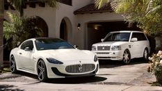 How does MLB baseball player, Erick Aybar spend his money? Here's two ways- a 2010 Range Rover Sport & 2012 Maserati GranTurismo
