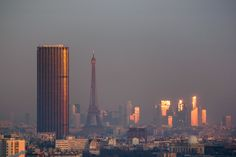 OMA MAD Among 7 Architects Selected in Competition to Redesign Tour Montparnasse