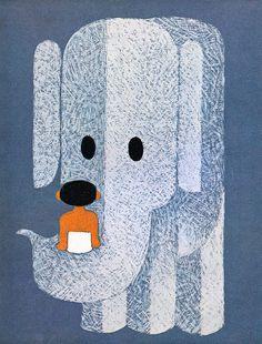 Attilio - L'elefante, 1978