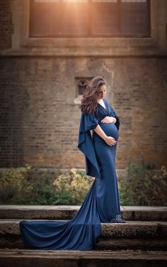 c08422c2455e5 2 way use navy slim fit maternity dress|mermaid maternity gown|baby shower  dress|sweetheart|maternity dress for photo shoot|convertible